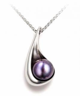 Paul Spurgeon Tahitian Pearl Pendant