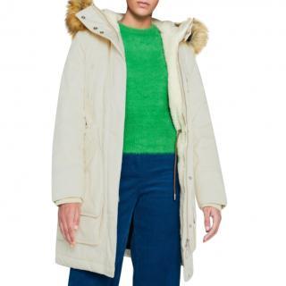 Hunter Original insulated Parka Coat S