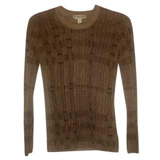 Burberry wool jumper