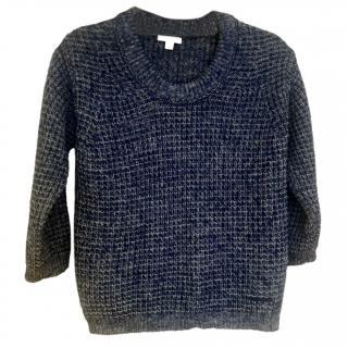 Burberry Knit Blue Jumper