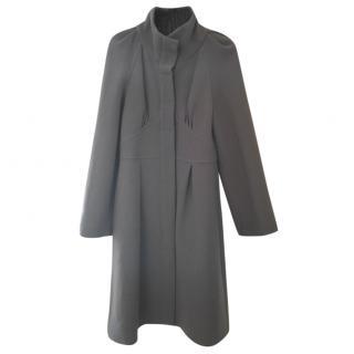 Armani light-grey coat, size 42
