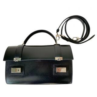 Moynat Cabotin leather bag