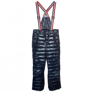 MONCLER Men's Salopettes Ski Trousers