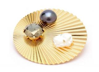 Wouters & Hendrix Freshwater Pearl Brooch