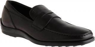 Tods Penny-Strap Leather Loafers