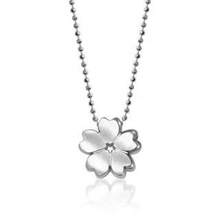 Alex Woo Cherry Blossom Pendant