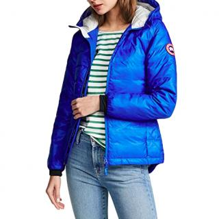 Canada Goose PBI Blue Quilted Jacket