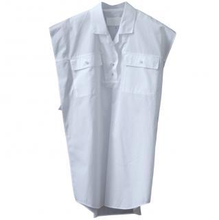 Maison Martin Margiela white long shirt
