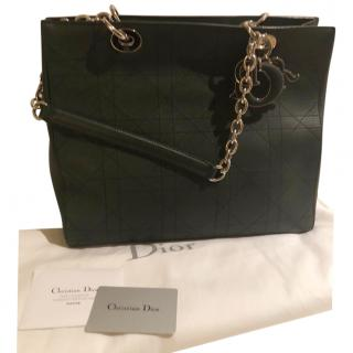 Dior quilted leather shopper
