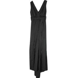 Vera Wang Main Line navy gown