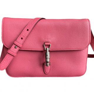 Gucci Pink Jackie Bag