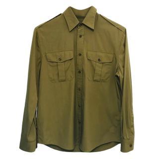 Ralph Lauren Long-Sleeved Cotton Shirt