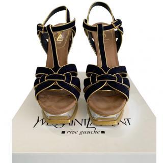 Saint Laurent Tribute limited edition sandals