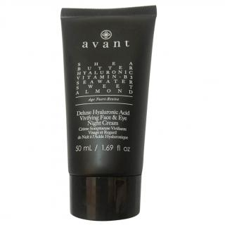 Avant Deluxe Hyaluronic acid face & eye night cream