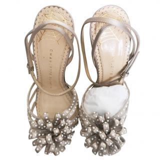 Charlotte Olympia Tina Platform Sandals