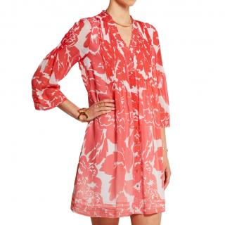 Diane von Furstenburg silk-chiffon dress