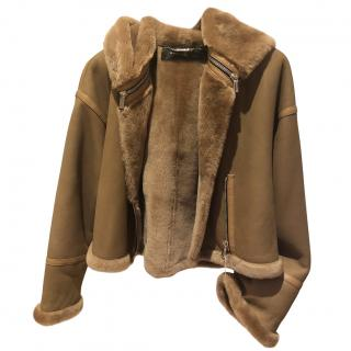 Barbara Bui shearling jacket