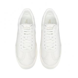 Valentino Garavani low-top white trainers