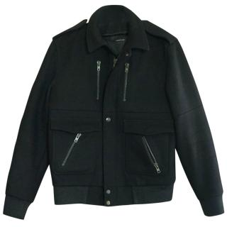 Surface to Air S2A Flight Wool Bomber Jacket
