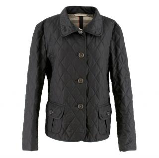 Burberry Black Diamond Quilted Jacket