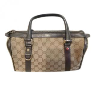 Gucci Boston holdall