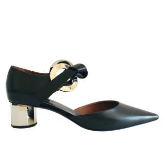 Proenza Schouler Grommet Court Shoes