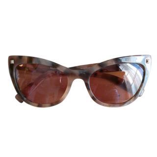 Max Mara Cat eye sunglasses