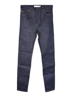 Victoria Beckham high waisted slim leg denim jeans