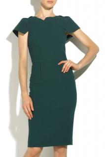 Roland Mouret RM 'Scirocco' Wool-Crepe Pencil Dress