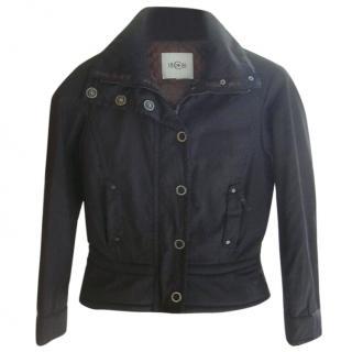Cerrutti Black Nylon Jacket