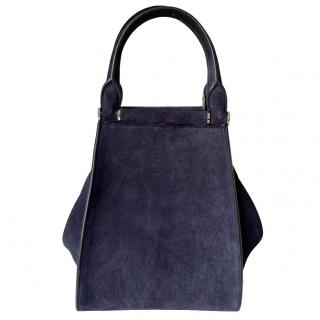 Max Mara Suede Handbag with shoulder strap