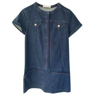 See By Chloe Mini Denim Dress