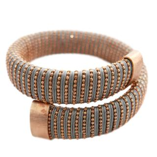Carolina Bucci Caro Adjustable Wrap Bracelet