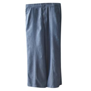 Vince wide-leg trousers