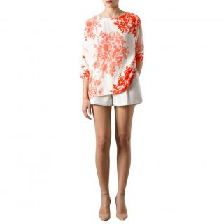 By Malene Birger Saroj Orange Blouse