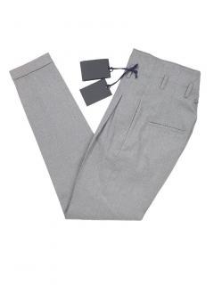 Jean Paul Gaultier skinny high-waist virgin wool trousers