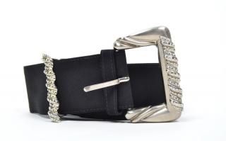 Versace Gianni faille belt
