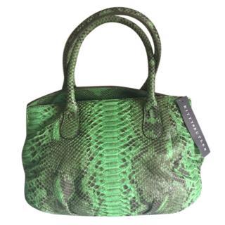 Zagliani python bag