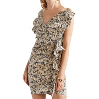Isabel Marant Patterned Linen Dress