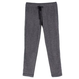 Vince Grey Track Pants