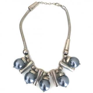 Lanvin statement necklace