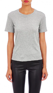 The Row Grey Cotton T-shirt