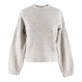 Scanlan Theodore Grey Wool Jumper