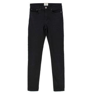 Acne Studios Black Skinny-fit Jeans