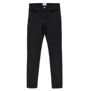 Acne Studios Black Skinny-fit Jeans