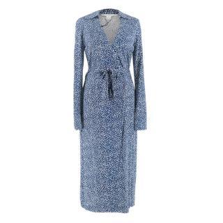 Diane von Furstenberg Cybil Silk Wrap Dress