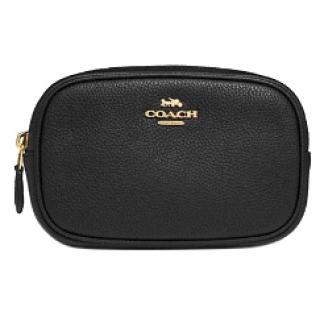 Coach leather multi belt & shoulder bag