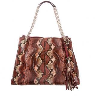 Gucci Phyton Soho Shoulder Bag