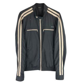 Dolce & Gabbana Cafe Racer Biker Jacket
