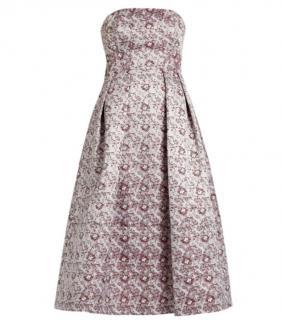 Erdem Alina Jacquard Dress